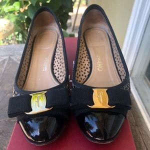 Salvatore Ferragamo mini heel  35/5